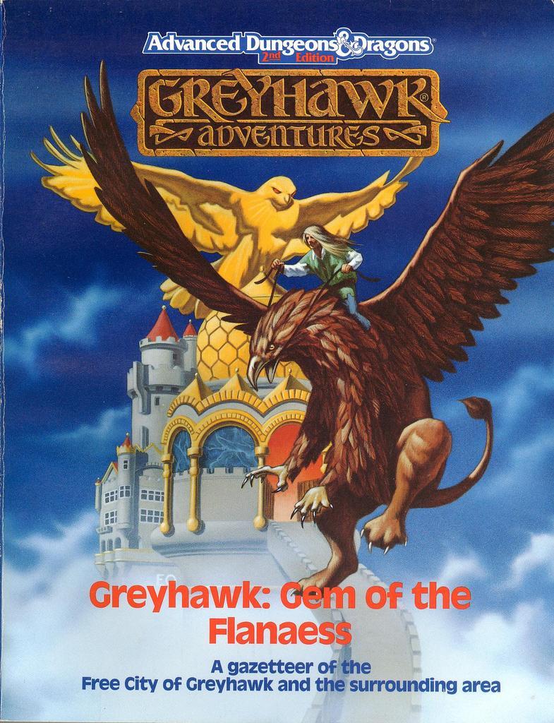 Greyhawk: Gem of the Flanaess