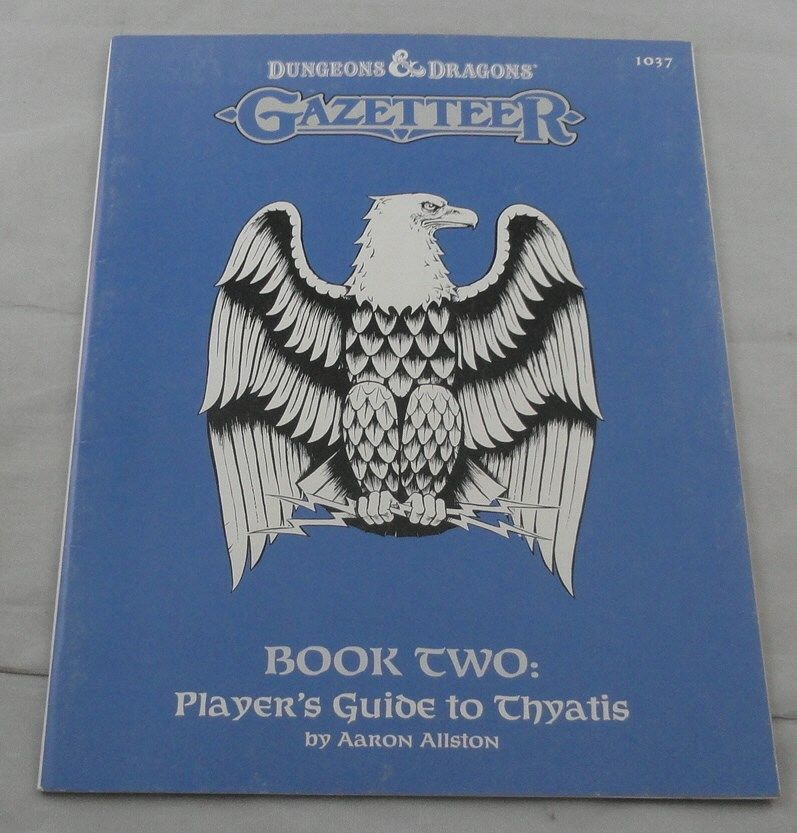 Player's Guide to Thyatis
