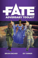 Fate adversary toolkit cover