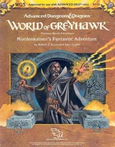 Mordenkainen's Fantastic Adventure