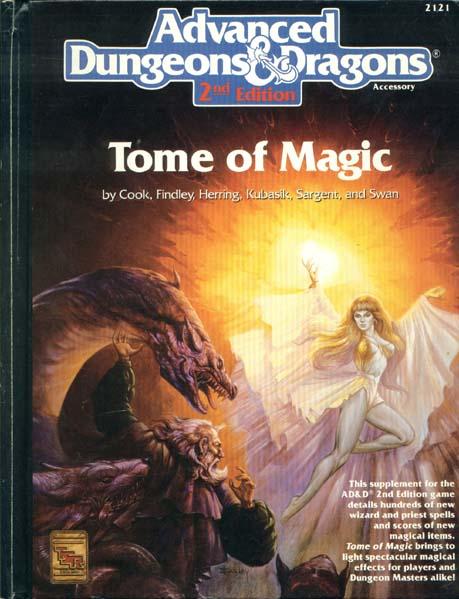 Tome of Magic (AD&D 2)