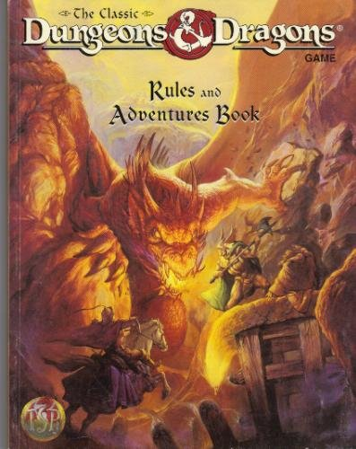 The Classic Dungeons & Dragons Game (1994)