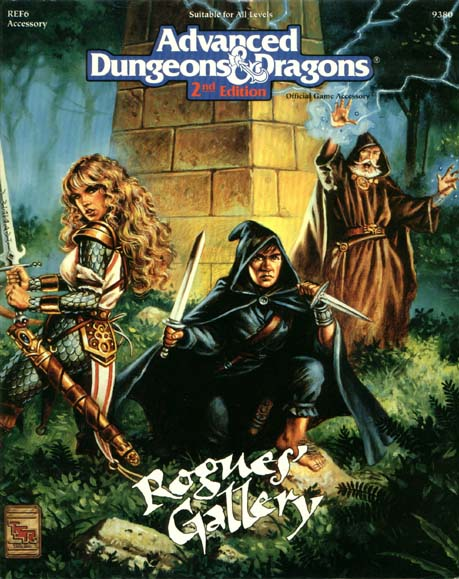 Rogues' Gallery (AD&D2)