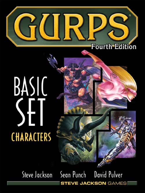 GURPS Basic Set: Characters