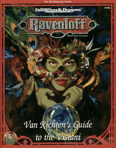 Van Richten's Guide to the Vistani