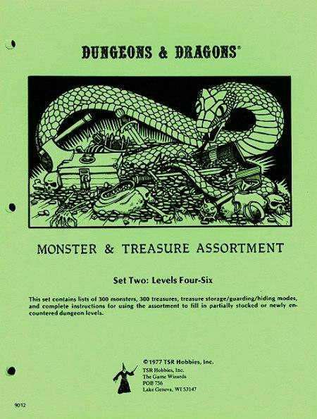 Monster & Treasure Assortment Set 2