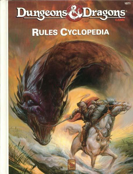 Rules Cyclopedia