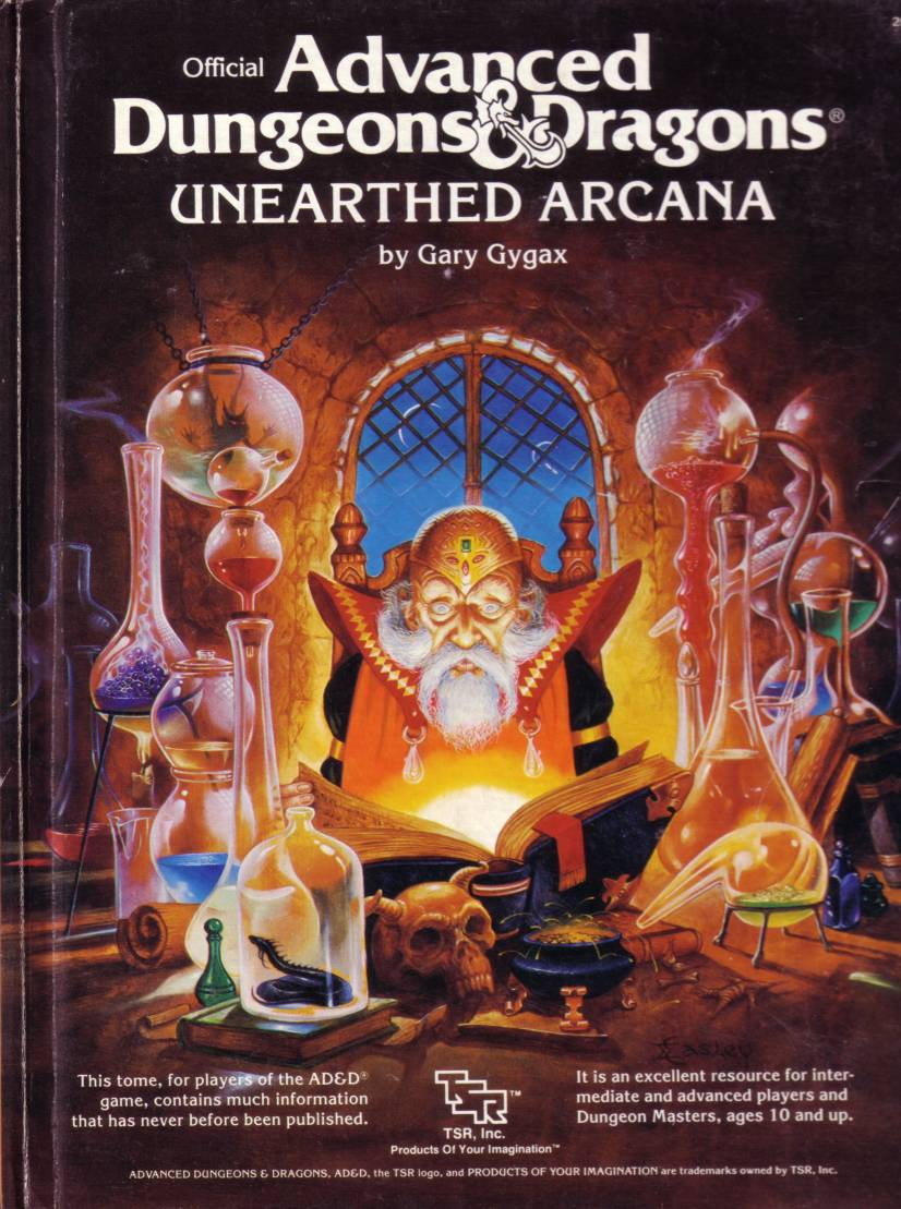 Unearthed Arcana (AD&D)