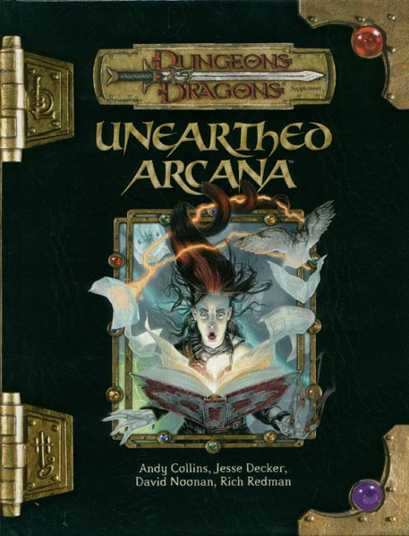 Unearthed Arcana (D&D 3.0)