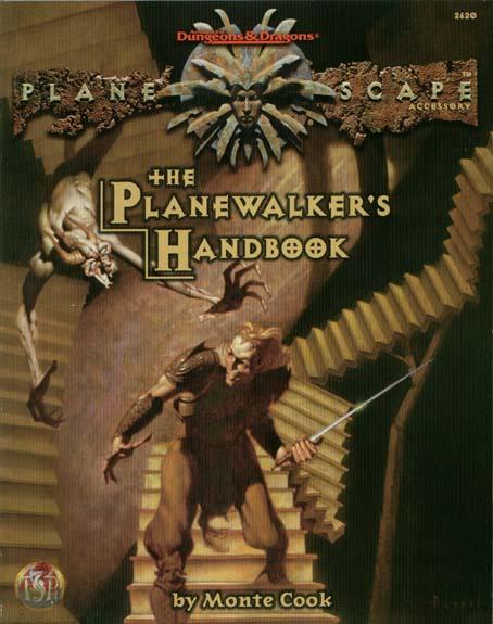 The Planewalker's Handbook