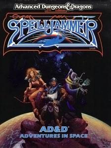 Spelljammer: AD&D Adventures in Space