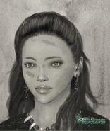 Tessa (als älterer Teenager) Porträt