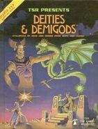 ADnD Deities and Demigods