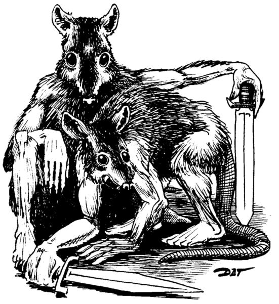 Крысолюд