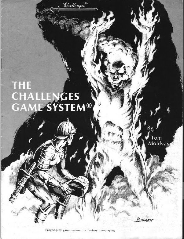 The Challenges Game System