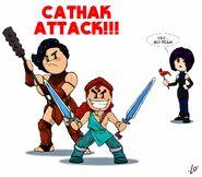 CathakAttack by Laurent Duhamel