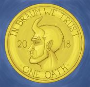 Braum Coin by Wyrdness