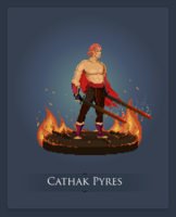 Cathak Pyres