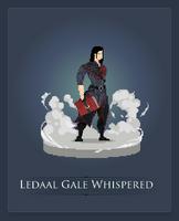 Ledaal Gale Whispered