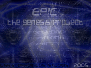 The Genesis Project Title Screen.png