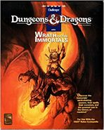 Wrath of the Immortals, boxed set cover