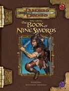Tome of BattleThe Book of Nine SwordsCover