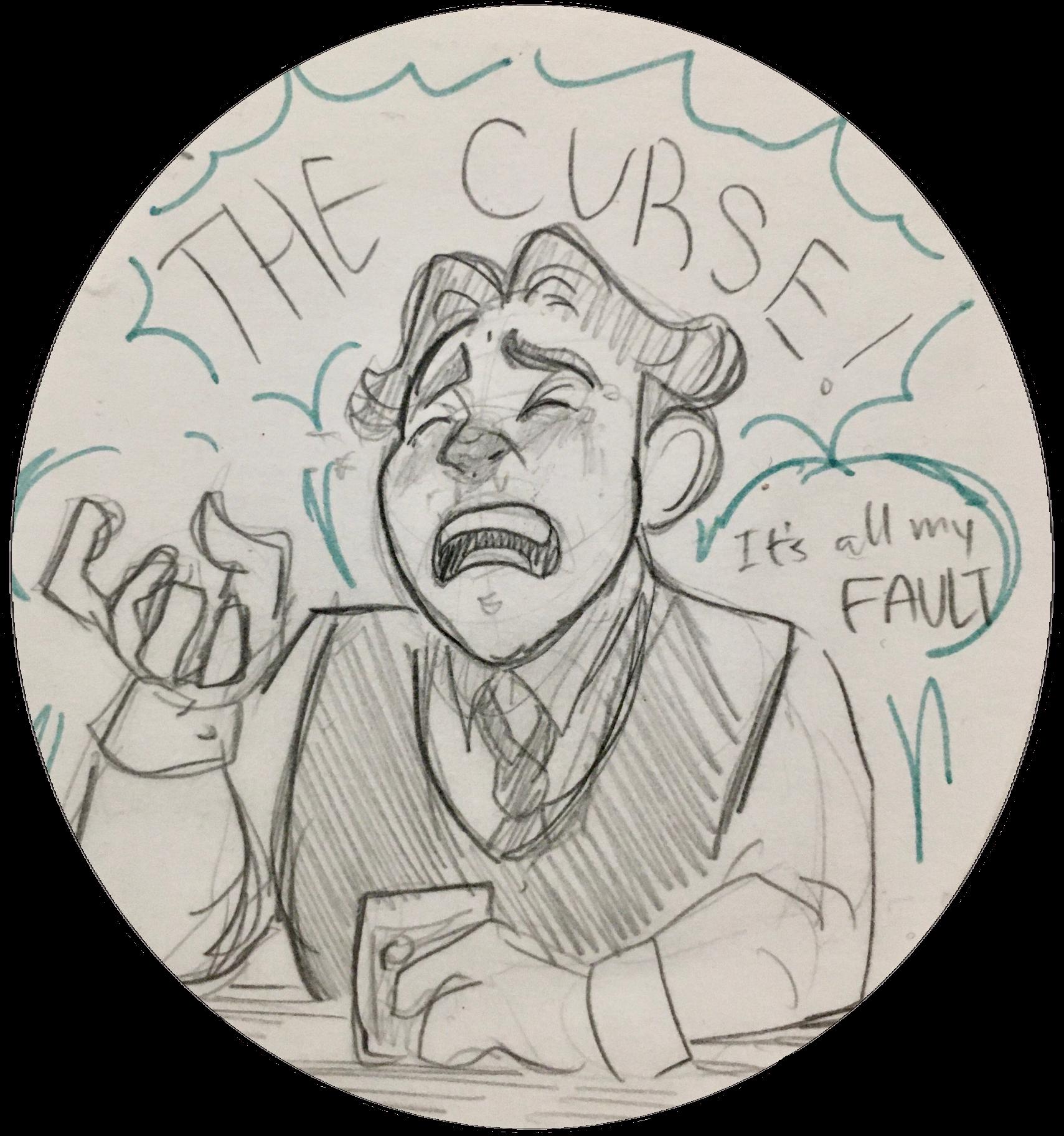RQG 93 - The Curse!!!