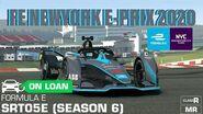 Formula E New York City E-Prix 2020