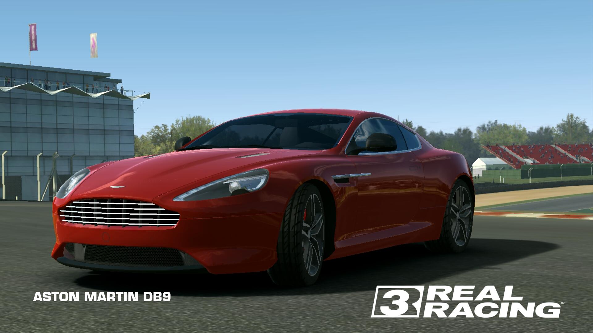 Aston Martin Db9 Real Racing 3 Wiki Fandom