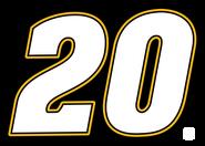 2021.Joe.Gibbs.Christopher.Bell.Number