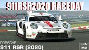 Porsche 911 RSR (2020) Endurance Championship Raceday