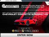 Chevrolet Corvette Stingray C8 Championship