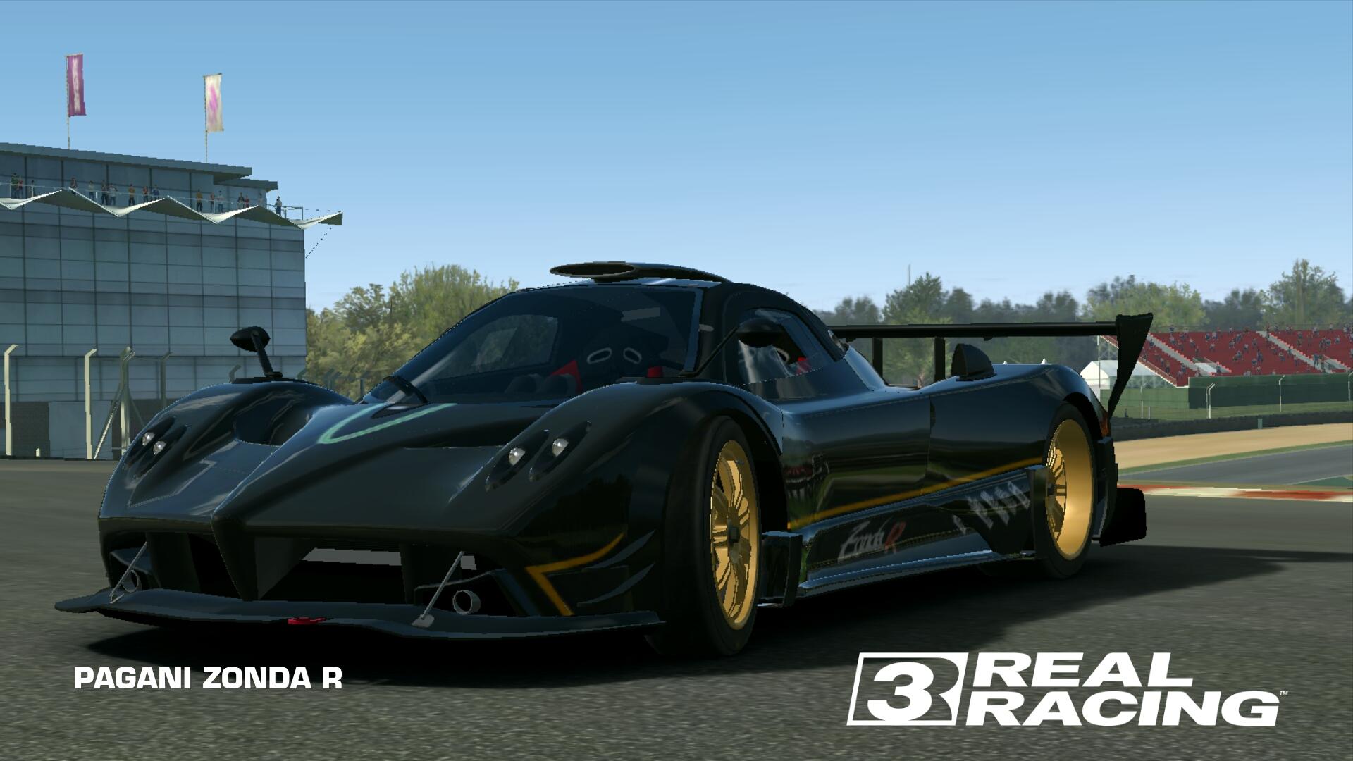 Pagani Zonda R Real Racing 3 Wiki Fandom