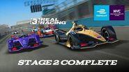 Formula E New York City E-Prix 2020 Stage 2