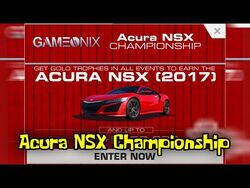 Acura NSX RR3 - Championship - Real Racing 3