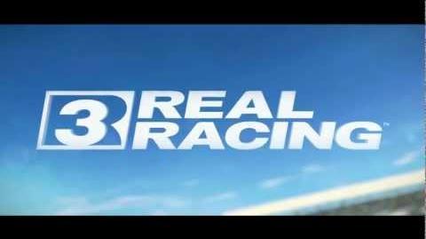 Real Racing 3 Launch Trailer