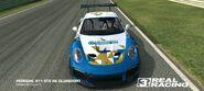 Richardson Racing Porsche Spa 1
