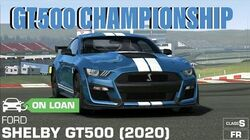 Shelby GT500 (2020) Championship