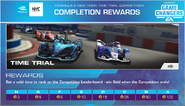 Formula E New York Time Trial Competition (2021)