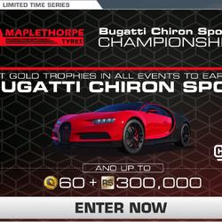 Bugatti Chiron Sport Championship