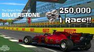 M$ 250,000 in 1 Race