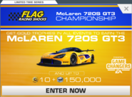 Series McLaren 720S GT3 Championship