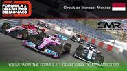 Formula 1 Monaco Grand Prix Stage 5 Complete