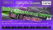 Livestream WTT SPA Nissan GT-R LM Nismo (2015)