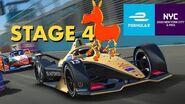 Real Racing 3 RR3 Formula E New York City e-Prix 2020 Stage 4