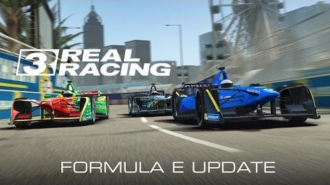 Real Racing 3 Formula E 360 VR Experience