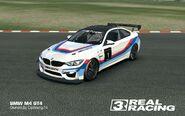 DpWang74 BMW M4 GT4