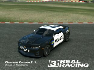 Camaro police