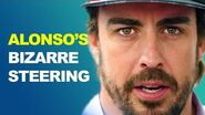 How Alonso's Strange Steering Won Two F1 Titles