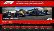 Formula 1® Time Trial Competition